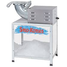 Snow Cone Machine 2