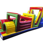 Ultimate 12m Obstacle Course