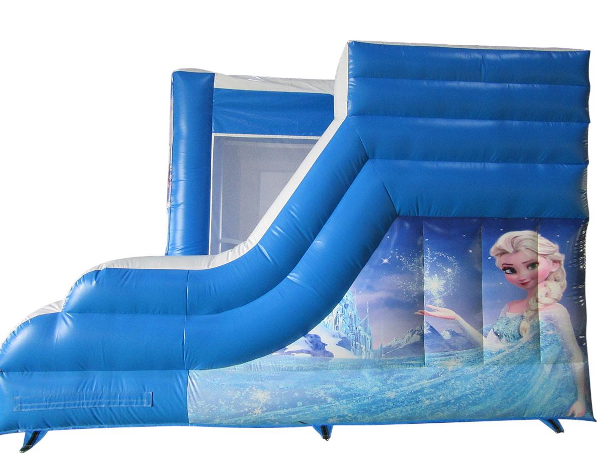 Frozen Inflatable Castle Jolly Jacks Jumping Castles